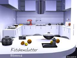 The Sims Resource Kitchen Clutter By ShinoKCR