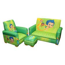 Kids Flip Open Sofa by 1000 Images About Bubble Guppies Bedroom On Pinterest Kids Homes