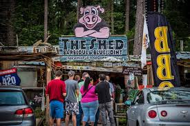 The Print Shed Gulfport Ms by The Shed Bbq U0026 Blues Joint Is Dog Friendly