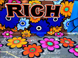 Clarion Alley Mural Project Address by Megan Wilson Tax The Rich
