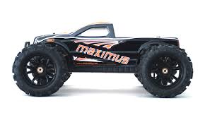 Maximus – 1/8 Scale RTR Electric Brushless Ready-To-Run 4WD Monster ...