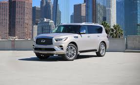 2019 Infiniti QX80 Reviews | Infiniti QX80 Price, Photos, And Specs ... Towing Capacity Chart Vehicle Gmc Why Gm Lowering 2015 Silverado Sierra Tow Ratings Is Such A Big Deal Guide To Trailering Garys Garagemahal The Bullnose Bible Caravan And Camps Australia Wide Halfton Haulers Scribd Family Rv Usa Sales In Ontario Upland Pomona Jurupa Valley Cars With Unexpected Automobile Magazine Photo Gallery Law Discussing Limits Of Trailer Size Truck Adjusted By Tougher Testing Autoguidecom News Wheel Lifts Edinburg Trucks
