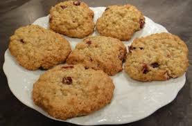 dessert a base de compote de pommes cookies aux flocons d avoine et à la compote de pomme clem s