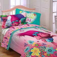 Zipit Beddingcom by Dreamworks Trolls Life Twin Comforter