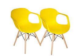 100 Contemporary Armchairs Set Of 2