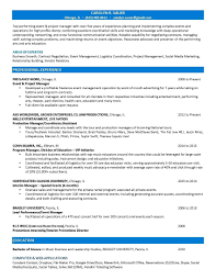 100 Project Coordinator Resume Samples Luxury
