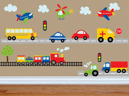 Car Decal - Construction Wall Decal -Bus Decal- Transportation Decal ... Cars Wall Decals Best Vinyl Decal Monster Truck Garage Decor Cstruction For Boys Fire Truck Wall Decal Department Art Custom Sticker Dump Xxl Nursery Kids Rooms Boy Room Fire Xl Trucks Stickers Elitflat Plane Car Etsy Murals Theme Ideas Racing Art