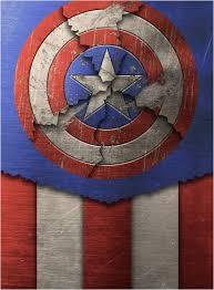 Marvel Avengers Broken Captain America Shield Rug – Superhero Sheets