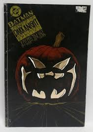 Superhero Pumpkin Carving Kit by Batman Legends Of The Dark Knight Halloween Special 1 Jeph