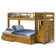decor bunk bed with desk and stairs and slide front door home