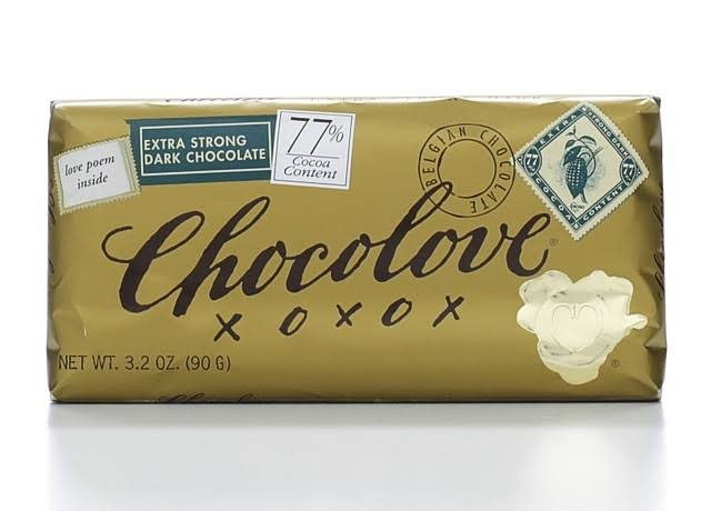 Chocolove Dark Chocolate Bar - 90g