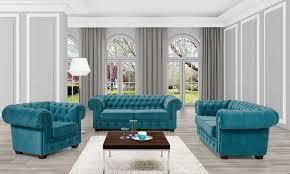 couchgarnitur manchester 3 2 1 sofa polsterecke
