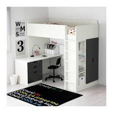 jackson s new room bed is stuva loft bed desk combo from ikea