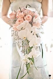 cascading bridal boquet big day wedding flowers pink flowers
