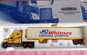 RARE J C Whitney Freightliner FLD 120 Semi Truck First Gear Tonkin ... 1984 Peterbilt 359 Custom Toter Truck Semi Led Lights And Led Ebay With 35 Jpg Set Id 88500f Chevrolet C10 From Fast Furious Is Up For Auction On Ebay The Toms Center Dealer In Santa Ana Ca Lovely Used Trucks Ebay 7th Pattison Long Haul Trucker Newray Toys Inc Bangshiftcom 1974 Dodge Big Horn Semi Sale Ford Aeromax Tractor Snaptite Model Kit Monogram 1216 1 Mud Flaps My Lifted Ideas