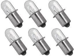 dewalt 18v xenon flashlight bulb genuine oem dw9083 dw908 dw919