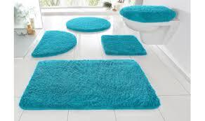 badematten blau kaufen baur