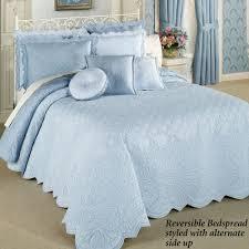 Bedskirt For Tempurpedic Adjustable Bed by Evermore Blue Grande Bedspread Bedding