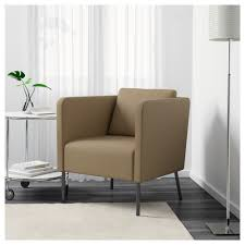 EKERÖ Armchair - Skiftebo Beige - IKEA Ektorp Armchair Nordvalla Dark Grey Ikea Jennylund Cover Mellby Dansbo Tullsta Stensa White Medium Jppling Pong Seglora Natural Glose Brown Cozy Armchairs Kiku Corner Chairs Stools Benches Strandmon Wing Chair Skiftebo Yellow