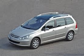 PEUGEOT 307 SW specs 2002 2003 2004 2005 autoevolution