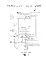Berner Air Curtain Door Switch by Patent Us4509543 Industrial Dishwasher Monitor Controller With