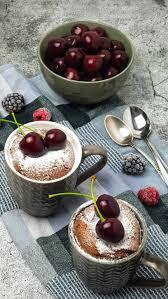 mug cake mit schoko schneller tassenkuchen lydiasfoodblog