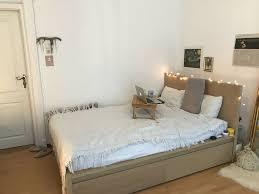 malm bett hoch mit matratze bettkasten bettschubladen