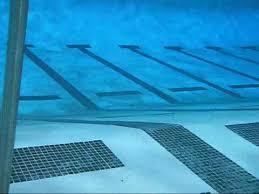 Underwater Camera Test In An Outdoor 50 Meter Pool