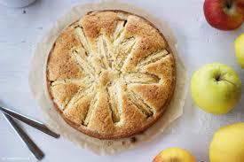 einfacher apfelkuchen schnell lecker und einfach gebacken