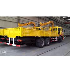 10 Wheeler XCMG Boom Truck, Cars, Cars For Sale On Carousell