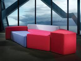 Mah Jong Modular Sofa Dimensions by Sectional Modular Fabric Sofa Panama Bold Panama Collection By