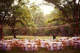 Wedding Outdoor Lights Save Reception Lighting Ideas
