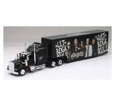 100 Toy Kenworth Trucks NewRay S Inc NewRay SS15643 Aerosmith Rock