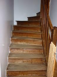 peindre un escalier en bois vernis 2 comment nettoyer escalier
