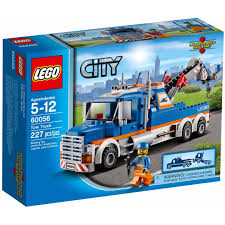 60056 LEGO City: Tow Truck, Toys & Games, Other Toys On Carousell