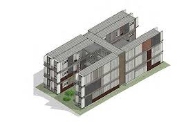 100 Shipping Container Apartment Plans Community Planned For