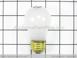 whirlpool 8009 light bulb appliancepartspros