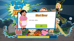 Halloween On Spooner Street Family Guy by Halloween Glitches Update Family Guy Addicts
