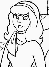 Great Scooby Doo Coloring Page 70 In Free Kids With