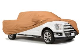 Covercraft Offers Durable Protection With Carhartt Work Truck Cover