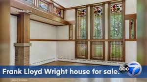 100 Frank Lloyd Wright Sketches For Sale Home For Sale In Riverside Abc7chicagocom