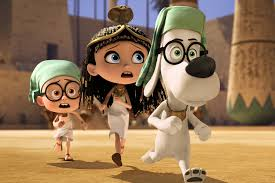 Mr Peabody & Sherman Beats Need for Speed and 300 at Box