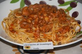 la cuisine rapide spaghetti sauce maquereaux à la tomate cuisine rapide la