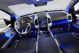 100 Ford Atlas Truck The Inside Of A 2015 F150 Gotta Love F150