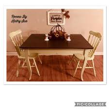 Farmhouse Style Table With 2 Chairs For Sale In Norfolk VA