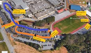 100 Semi Truck Parking Games Map And Info Parkview High School Bands