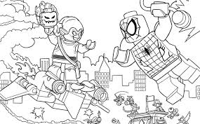Lovely Lego Marvel Coloring Pages 64 About Remodel Picture Page With