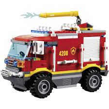 LEGO® City 4208 4x4 Fire Truck From Conrad.com Lego City Fire Truck Free Transparent To The Rescue Level 1 Lego Itructions 60110 Station Book 3 60002 Sealed Misb Toys Games On Carousell Brigade Kids Amazoncom Scholastic Reader Ladder 60107 Engine Burning 60004 7239 Bricks Figurines City Airport With Two Minifigures And