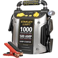 Stanley 1000-Amp Peak/500 Instant Start Jump Starter #J509 - Walmart.com Motorcycle Car Auto Truck Battery Tender Mtainer Charger 110v 5a Sumacher Extender 6volt Or 12volt 15 Amp Sealey Autocharge6s Vehicle 6v 12v 12v 10a Smart Automatic Electric Lead Acid Lcd 2a Sealed Rechargeable Fifth Gear Compact Portable 6 For Cars Vans 24v Charger With Charge Current Indicator 20a Boat Caravan 4wd Solar Es2500 Economy 12 Volt Booster Pac Es2500ke Soles2500ke Motor Suaoki 4 612v Fully Accsories Automotive Diy All Game