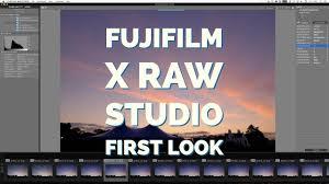 100 Fuji Studio Film X Raw First Look Lightroom Blog